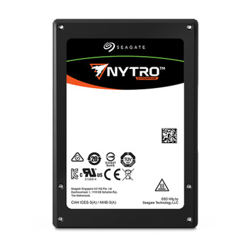 Seagate Nytro 1551 XA480ME10063 480GB 2.5in SATA Enterprise SSD Product Image 2