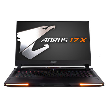 Image for Gigabyte AORUS 17X 17.3in 240Hz Gaming Laptop i7-10875H 32GB 1TB RTX2080S W10H AusPCMarket