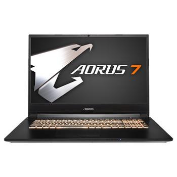 Image for Gigabyte AORUS 7 SA 17.3in 144Hz Gaming Laptop i7-9750H 16GB 512GB GTX1660Ti W10H AusPCMarket