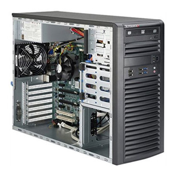 Image for Supermicro 7039A-i SuperWorkstation Xeon 4110(2/2) 64GB 240GB P1000 W10 Pro WS AusPCMarket