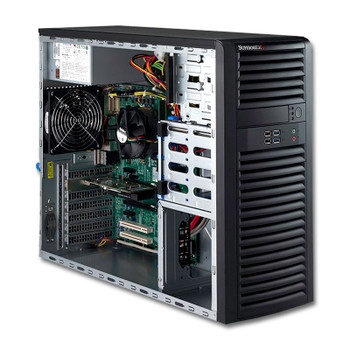Image for Supermicro SuperWorkstation 7039A-I CPU (0/2) RAM (0/16) HDD (0/4) GPU (0/2) AusPCMarket