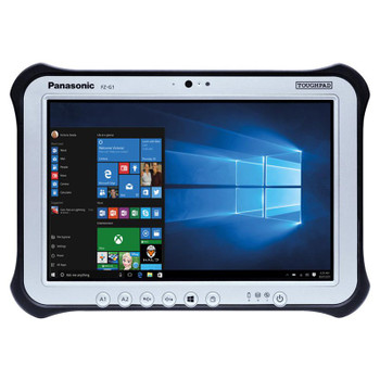 Image for Panasonic Toughbook FZ-G1 10.1in Mk5 256GB Tablet 4G 72-Point GPS Win10P AusPCMarket