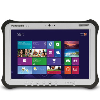 Image for Panasonic Toughpad FZ-G1 Mk4 10.1in 512GB Tablet 4G 72-Point GPS Win10 AusPCMarket