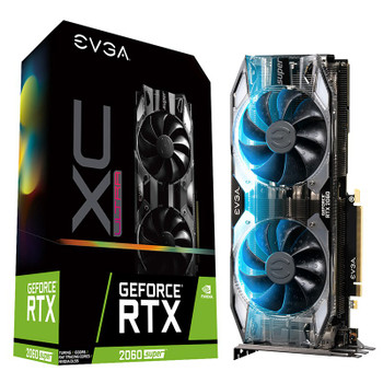 Image for EVGA GeForce RTX 2060 SUPER XC ULTRA GAMING 8GB Video Card AusPCMarket