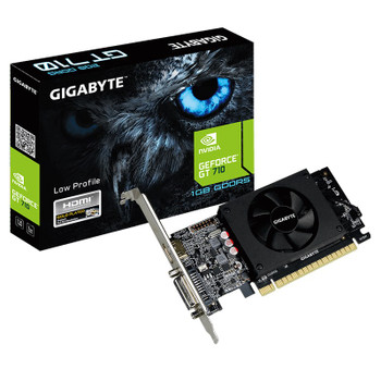 Image for Gigabyte GeForce GT 710 V2 1GB Video Card AusPCMarket