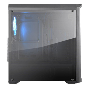 Cougar MX330-S Windowed Mid-Tower ATX Case with 500W PSU Product Image 2