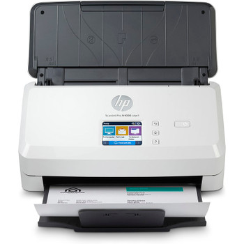Image for HP ScanJet Pro N4000 snw1 Sheet-Feed Document Scanner AusPCMarket