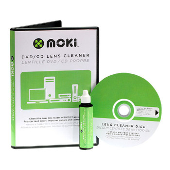 Image for Moki DVD/CD Laser Lens Cleaner AusPCMarket