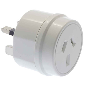 Image for Moki AU/NZ to UK Travel Adaptor AusPCMarket
