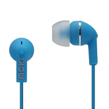 Image for Moki Dots Noise Isolation Earphones - Blue AusPCMarket