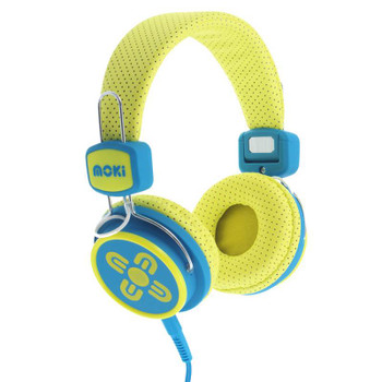 Image for Moki Kid Safe Volume Limited - Yellow/Blue AusPCMarket