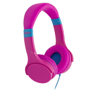 Image for Moki Lil' Kids Headphones - Pink AusPCMarket