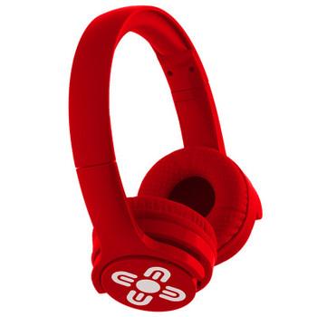 Image for Moki Brites Bluetooth Headphones - Red AusPCMarket