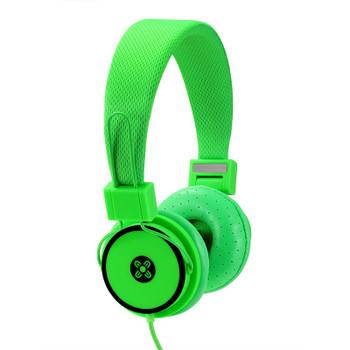 Image for Moki Hyper Headphones - Green AusPCMarket