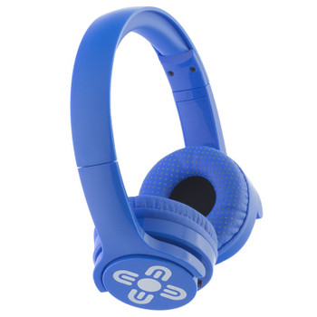 Image for Moki Brites Bluetooth Headphones - Blue AusPCMarket