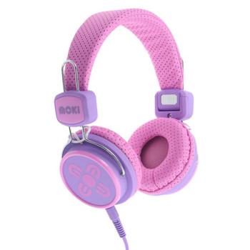 Image for Moki Kid Safe Volume Limited - Pink/Purple AusPCMarket