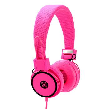 Image for Moki Hyper Headphones - Pink AusPCMarket