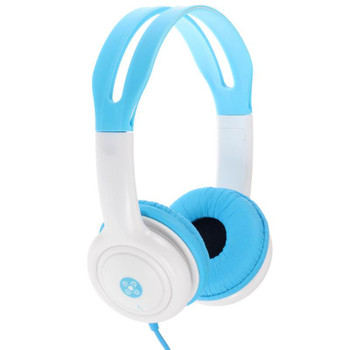 Image for Moki Volume Limited Headphones for Kids - Blue AusPCMarket