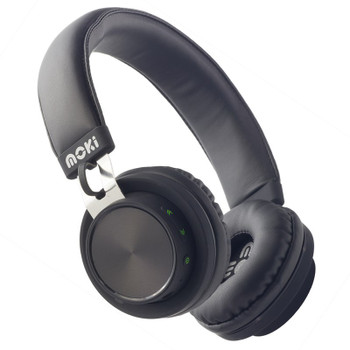 Image for Moki EXO Prime Bluetooth Headphones - Black AusPCMarket