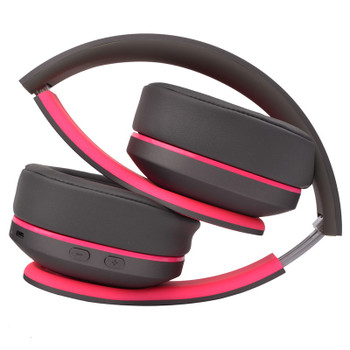 Moki Navigator ANC Volume Limited Bluetooth Headphones - Pink Product Image 2