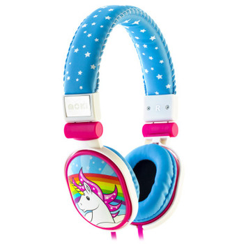 Image for Moki Popper Headphones - Unicorn AusPCMarket