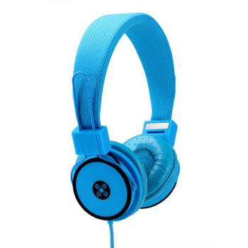 Image for Moki Hyper Headphones - Blue AusPCMarket