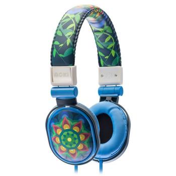 Image for Moki Popper Headphones - Mandala AusPCMarket