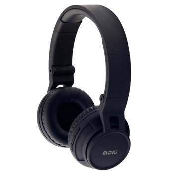 Image for Moki EXO Bluetooth Headphones - Black AusPCMarket