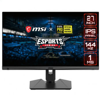 Image for MSI OPTIX MAG274R 27in 144Hz Full HD 1ms HDR FreeSync USB-C IPS Gaming Monitor AusPCMarket