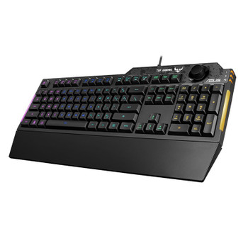Image for Asus TUF Gaming K1 RGB Gaming Keyboard - TUF Gaming Switches AusPCMarket