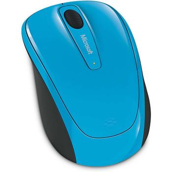 Image for Microsoft L2 Wireless Mobile Mouse 3500 - Cyan Blue AusPCMarket