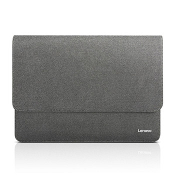 Lenovo 14in Laptop Ultra Slim Sleeve - Grey Product Image 2