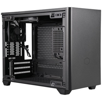 Cooler Master MasterBox NR200 Mini-ITX Case - Black Product Image 2