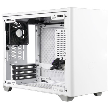Cooler Master MasterBox NR200 Mini-ITX Case - White Product Image 2