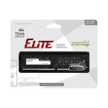 Team Elite 16GB (1x 16GB) DDR4 CL22 3200MHz Memory Product Image 2