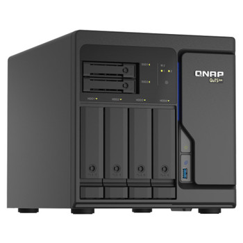 Image for QNAP TS-h686-D1602-8G 4 Bay Diskless NAS Dual Core 2.4GHz CPU 8GB RAM AusPCMarket