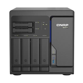 QNAP TS-h686-D1602-8G 4 Bay Diskless NAS Dual Core 2.4GHz CPU 8GB RAM Product Image 2