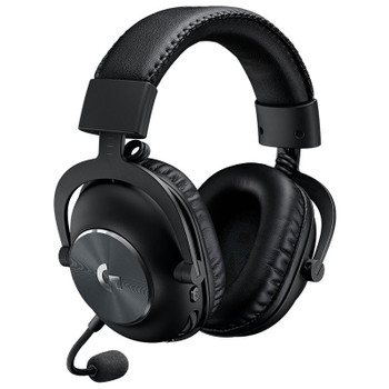Logitech G PRO X LIGHTSPEED Wireless Gaming Headset with Blue VO!CE Product Image 2