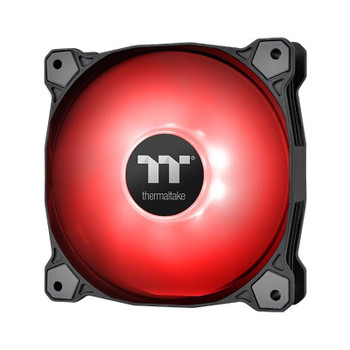 Image for Thermaltake Pure A12 120mm LED Radiator Fan - Red AusPCMarket