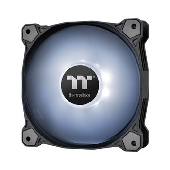 Image for Thermaltake Pure A12 120mm LED Radiator Fan - White AusPCMarket