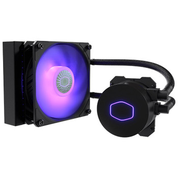 Image for Cooler Master MasterLiquid ML120L RGB V2 AIO Liquid CPU Cooler AusPCMarket