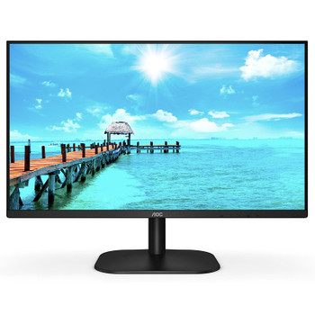 Image for AOC 27B2H 27in 75Hz FHD Flicker-Free Frameless IPS Monitor AusPCMarket