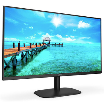 AOC 27B2H 27in 75Hz FHD Flicker-Free Frameless IPS Monitor Product Image 2