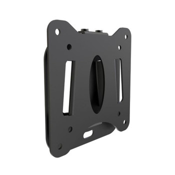 Image for Atdec AD-30100-WF Low Profile Fixed Wall Mount - Black AusPCMarket