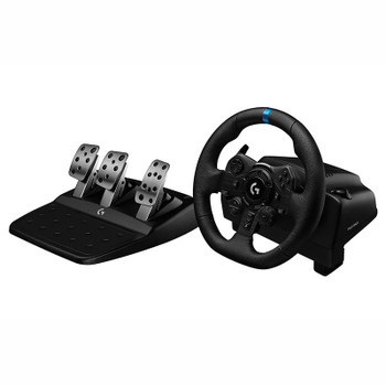 Image for Logitech G923 TRUEFORCE Sim Racing Wheel for PS4 & PC AusPCMarket