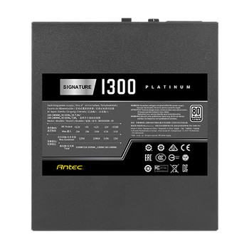 Antec Signature 1300W 80+ Platinum Fully Modular Power Supply Product Image 2