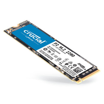 Crucial P2 1TB NVMe M.2 PCIe 3D NAND SSD CT1000P2SSD8 Product Image 2