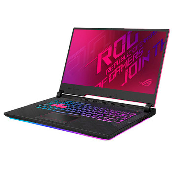 Asus ROG Strix G15 15.6in 144Hz Gaming Laptop i7-10750H 16GB 512GB 2060 W10H Product Image 2