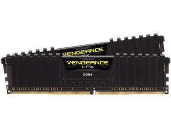 Product image for Corsair Vengeance LPX 64GB (2x32GB) DDR4 3600MHz Desktop Memory Black AusPCMarket