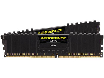 Product image for Corsair Vengeance LPX 64GB (2x32GB) DDR4 3600MHz Desktop Memory Black AusPCMarket